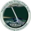 Pensacola Bay Bridge Logo - Home